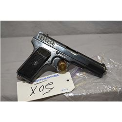 Restricted - Tokarev Model Sportowy .22 LR Cal 8 Shot Semi Auto Pistol w/ 120 mm bbl [ appears v - g