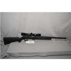 "Savage Model Mark II .22 LR Cal Mag Fed Bolt Action Rifle w/ 21 1/4"" heavy bbl [ blued finish, no si"
