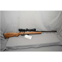 """Marlin Model 25 MN .22 Win Mag Cal Mag Fed Bolt Action Rifle w/ 22"""" bbl [ blued finish starting to f"""