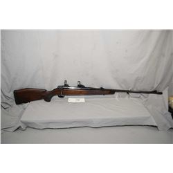 """Sauer Model 90 .300 Wthby Mag Cal Mag Fed Bolt Action Rifle w/ 26"""" bbl and added muzzle break [ blue"""