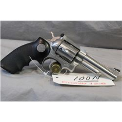 Prohib 12 - 6 Ruger Model Security Six .357 Mag Cal 6 Shot Revolver w/ 102 mm bbl [ stainless finish