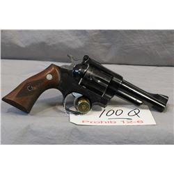 Prohib 12 - 6 Smith & Wesson Model Security Six .357 Mag Cal 6 Shot Revolver w/ 102 mm bbl [ blued f