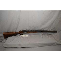 German ( marked FLUSS STAHL KRUPP ESSEN on BBL) Model Drilling .16 Ga x .16 Ga Over .8 MM Mauser Cal