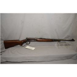 """Winchester Model 64 .30 WCF Cal Lever Action Rifle w/ 24"""" bbl [ blued finish starting to fade, more"""