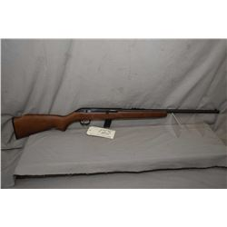 "Savage Model 64 .22 LR Cal Mag Fed Semi Auto Rifle w/ 21"" bbl [ appears v- good, some marks and scra"