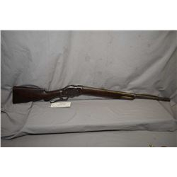 """Winchester Model 1887 .10 Ga Lever Action Shotgun w/ 28 1/4"""" bbl [ fading blue finish to grey in som"""