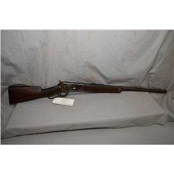 """Winchester Model 1886 .45 - 90 WCF Cal Lever Action Rifle w/ round barrel accurized to 25 1/2"""" [ fad"""