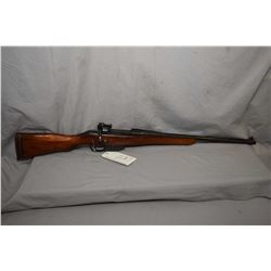 """Ross Model M - 10 .303 Brit Cal Sporterized Bolt Action Rifle w/ 21"""" bbl [ blued finish starting to"""