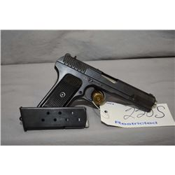 Restricted Tokarev Model Sportowy .22 LR Cal 8 Shot Semi Auto Pistol w/ 120 mm bbl [ appears excelle