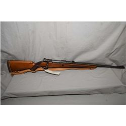 """F.N. ( Belgian ) Model Mauser Action .270 Win Cal Bolt Action Rifle w/ 24"""" bbl [ blued finish, barre"""