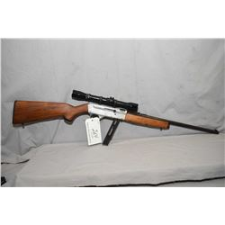"Gevarm Model Carbine Automatique .22 LR Cal Mag Fed Semi Auto Rifle w/ 19 1/4"" bbl [ blued finish st"