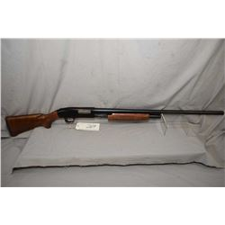 "Mossberg Model 400G .12 Ga 3"" Pump Action Shotgun w/ 30"" bbl [ blued finish starting to fade in carr"