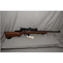 "Squires Bingham Model 14P .22 LR Cal Mag Fed Bolt Action Rifle w/ 22 3/4"" bbl [ blued finish, back b"