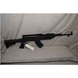 "Siminov Model SKS 7.62 x 39 Cal Mag Fed Semi Auto Rifle w/ 20"" bbl [ blued finish starting to fade i"