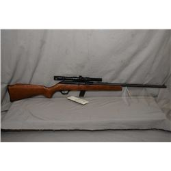 "Cooey by Winchester Model 64A .22 LR Cal Mag Fed Semi Auto Rifle w/ 20"" bbl [ blued finish, barrel s"