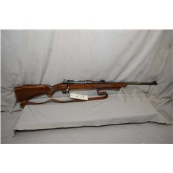 "Churchill Model Mauser Action .30-06 Sprg Cal Bolt Action Rifle w/ 22"" bbl [ fading blue finish, bar"