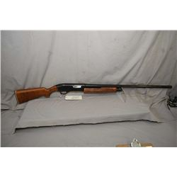 "Winchester Model 2200 .12 Ga 2 3/4"" Pump Action Shotgun w/ 30"" bbl [ blued finish, various marks and"