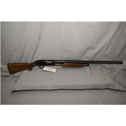 "Lakefield Mossberg Model 500A .12 Ga 3"" Pump Action Shotgun w/ 30"" vent rib bbl [ blued finish, star"