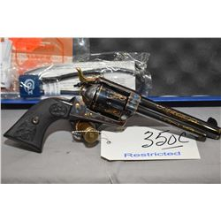 Restricted Colt Model 1873 Single Action Army Third Generation ( God Created Man Col. Colt Made Them