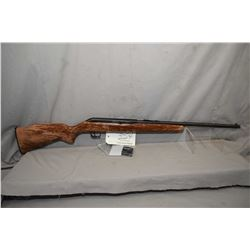 """Cooey Model 64B .22 LR Cal Mag Fed Semi Auto Rifle w/ 20 1/4 """" bbl [ blued finish, starting to fade"""