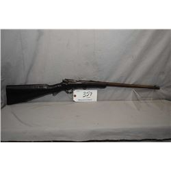 """Savage Model 1904 .22 LR Cal Single Shot Bolt Action Boy's Rifle w/ 18"""" bbl [ traces of fading blue"""
