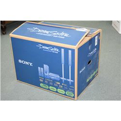 As New in Box Unused Sony Dream System DVD Home Theatre System