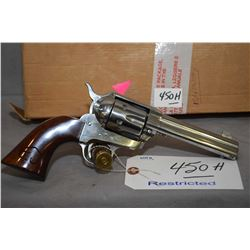Restricted Cimarron Firearms Model Frontier Six Shooter .45 Colt Cal 6 Shot Revolver w/ 121 mm bbl [