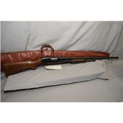 "Winchester model 12 tube fed pump action 12ga shotgun 30"" bbl [Appears to have blued bbl and receive"