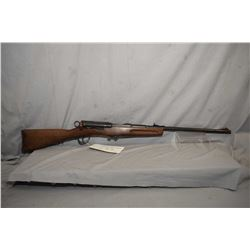 """Schmidt-Rubin 1876/11, 30-30 cal, bolt action, 20"""" bbl, no mag, fixed front and adjustable rear sigh"""