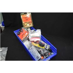 Large selection of new scope rings and bases etc.