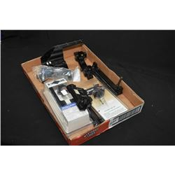 Selection of new and used scope mounts including B- square, Weaver, Burris etc.
