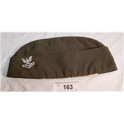 Garrison Cap w/ Eagle Pin