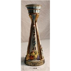 Jim Beam 1961 Seatle Worlds Fair Space Needle Decanter