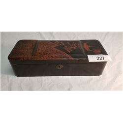 Lacquerware Asian Box
