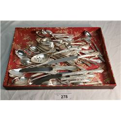 1881 Rodgers Enchantment Silver Plate Cutlery