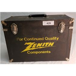 Vintage Zenith Carrying Case
