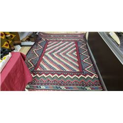 Afgan Rug, Hand Knotted