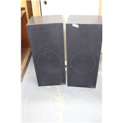 Two Techsonic Speakers ** Must Pick Up
