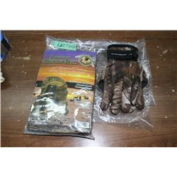 Duck Decoy Bag - Holds 20 Duck Decoys & a Pr of Jackfield Sports Gloves