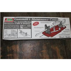 Gun Smith Bench Model Maintenance Center - New ** Must be Picked Up
