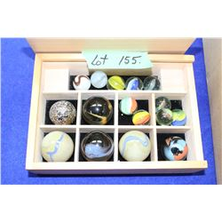 A Box of Boulders & Other Marbles (which are bigger than the small marbles)