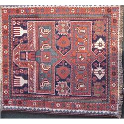 Antique Kordish rug