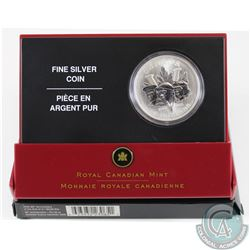 2005 Canada $5 60th Anniversary of the End of WWII Fine Silver Coin (Tax Exempt)