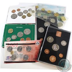 1971-2001 World Coin Set Collection. You will receive: 1971 Great Britain & Northern Ireland 6-Coin