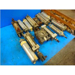 Lot of Misc Cylinders *SEE PICS*