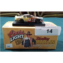JOHN WAYNE COORS LIGHT LIMITED EDITION DIE  CAST CAR