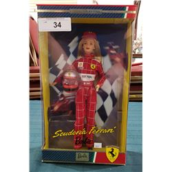 FERRARI COLLECTORS EDITION BARBIE