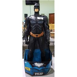 "31"" BATMAN ACTION FIGURE IN ORIGINAL BOX"