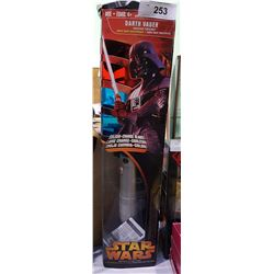 STAR WARS DARTH VADER ELECTRONIC LIGHTSABER IN ORIGINAL BOX