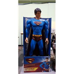 "31"" SUPERMAN ACTION FIGURE IN ORIGINAL BOX"